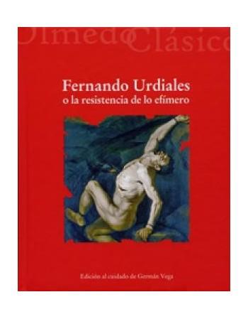 Fernando Urdiales o la...