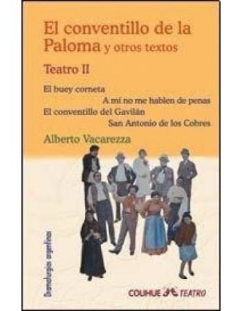 El conventillo de la Paloma...