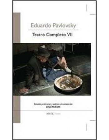 Eduardo Pavlovsky. Teatro...