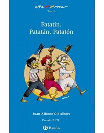 Patatín, patatán, patatón