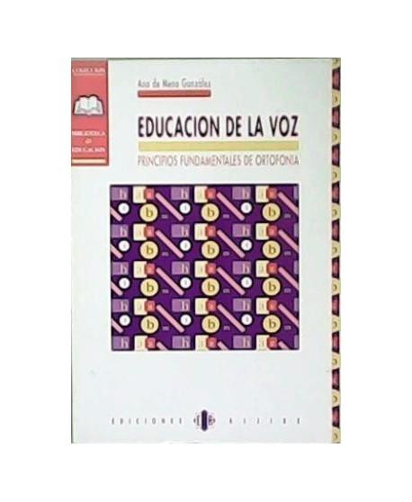 Educación de la voz