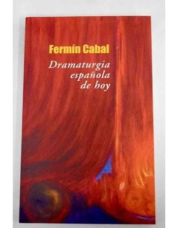 Dramaturgia española de hoy