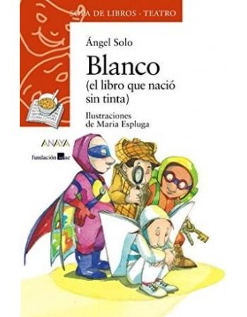 Blanco (el libro que nació...