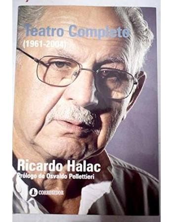 Teatro Completo (1961-2004)...