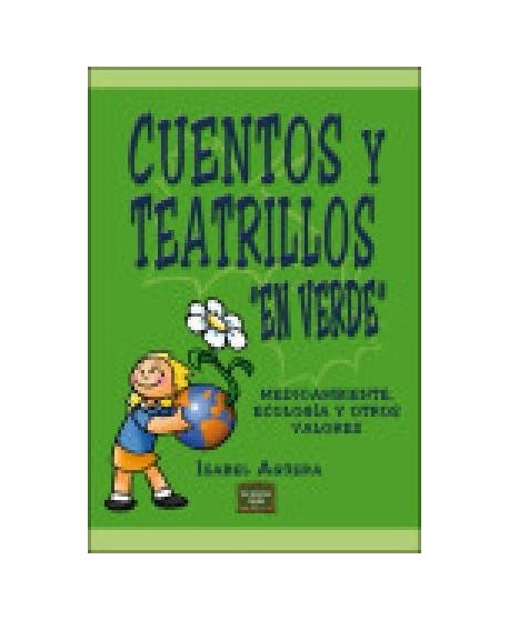 """Cuentos y teatrillos """"en verde"""""""