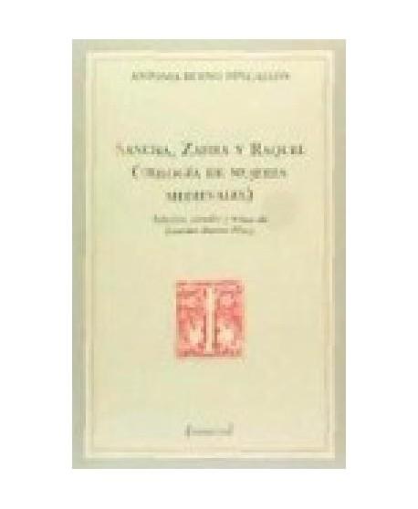 Sancha, Zahra y Raquel (Trilogía de mujeres medievales)