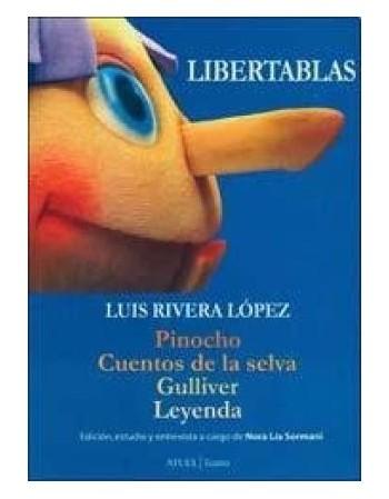Libertablas (Pinocho,...