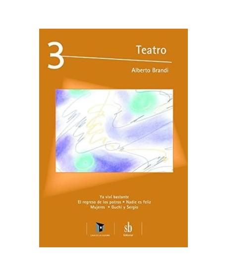 Teatro 3. Alberto Brandi