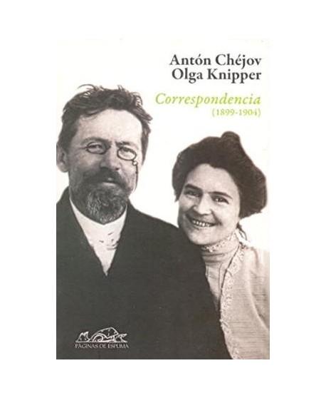 Antón Chéjov-Olga Knipper Correspondencia (1899-1904)