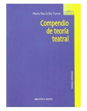 Compendio de teoría teatral