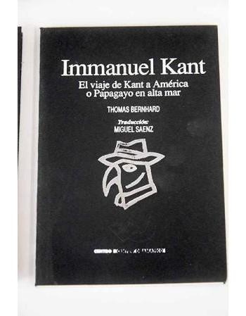 Immanuel Kant. El viaje de...