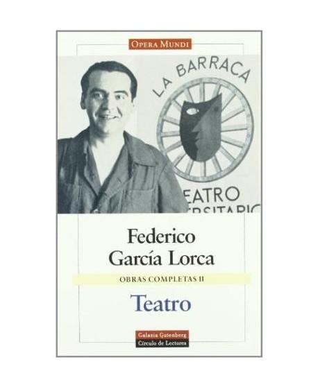 Federico García Lorca. Obras completas II