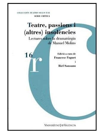 Teatre, passions i (altres)...